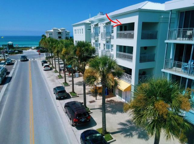 37 Town Center Loop Unit 421, Santa Rosa Beach, FL 32459 (MLS #803934) :: Coastal Luxury