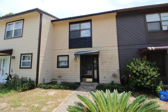 208 3rd Street Unit I, Fort Walton Beach, FL 32548 (MLS #803976) :: Classic Luxury Real Estate, LLC