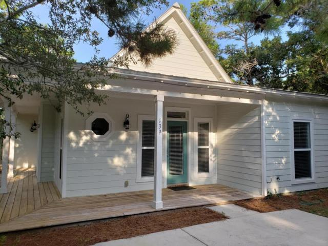139 Williams Street, Santa Rosa Beach, FL 32459 (MLS #804004) :: ResortQuest Real Estate