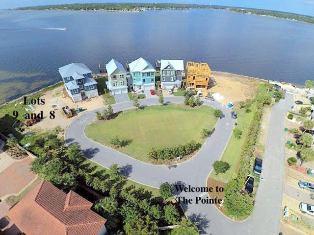 Lot 9 Vista Circle, Shalimar, FL 32579 (MLS #804020) :: Classic Luxury Real Estate, LLC