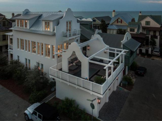 384 W Water Street, Rosemary Beach, FL 32461 (MLS #804087) :: The Beach Group