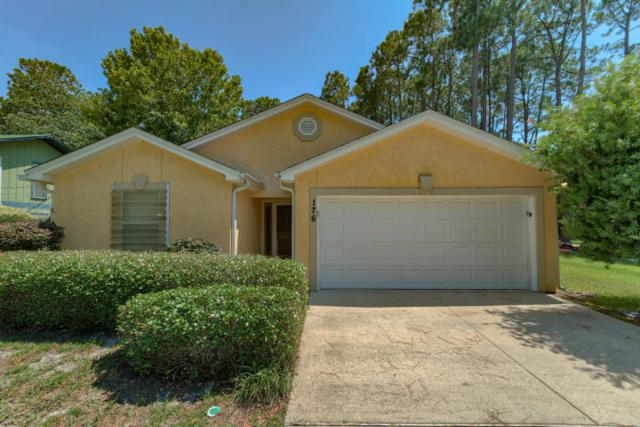 176 Manistee Drive, Panama City Beach, FL 32413 (MLS #804102) :: Luxury Properties Real Estate