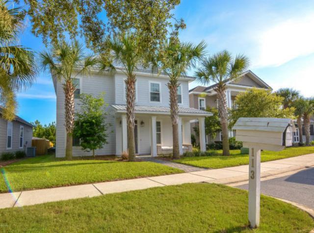 113 Turtle Cove, Panama City Beach, FL 32413 (MLS #804137) :: Classic Luxury Real Estate, LLC