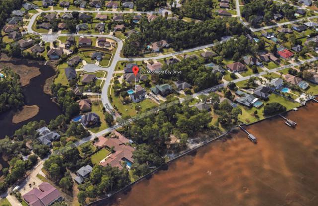337 Moonlight Bay Drive, Panama City Beach, FL 32407 (MLS #804138) :: Classic Luxury Real Estate, LLC