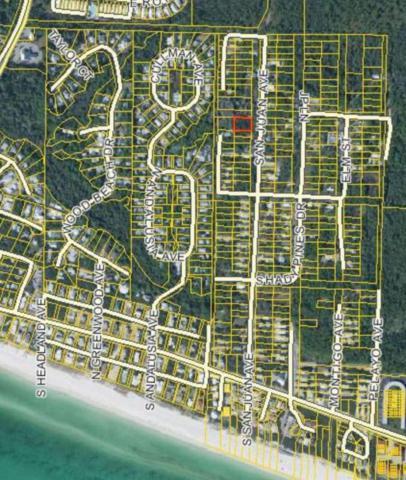 Lot 2 San Juan Avenue, Santa Rosa Beach, FL 32459 (MLS #804146) :: Classic Luxury Real Estate, LLC