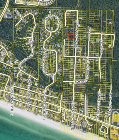 Lot 1 & 2 San Juan Avenue, Santa Rosa Beach, FL 32459 (MLS #804252) :: Classic Luxury Real Estate, LLC