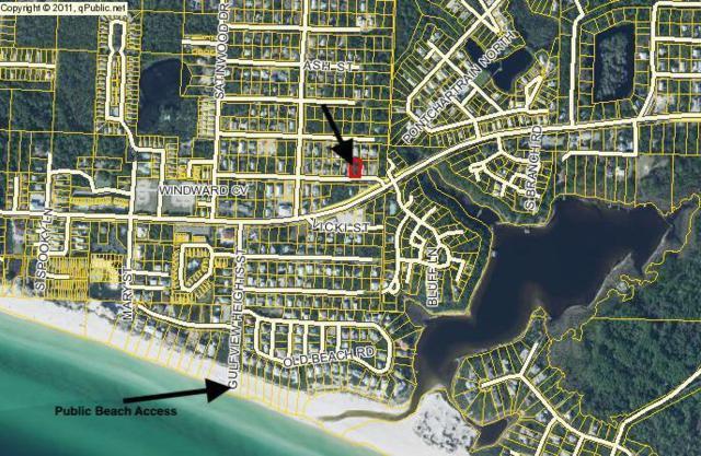 Lot 13 Maple Street, Santa Rosa Beach, FL 32459 (MLS #804278) :: Classic Luxury Real Estate, LLC