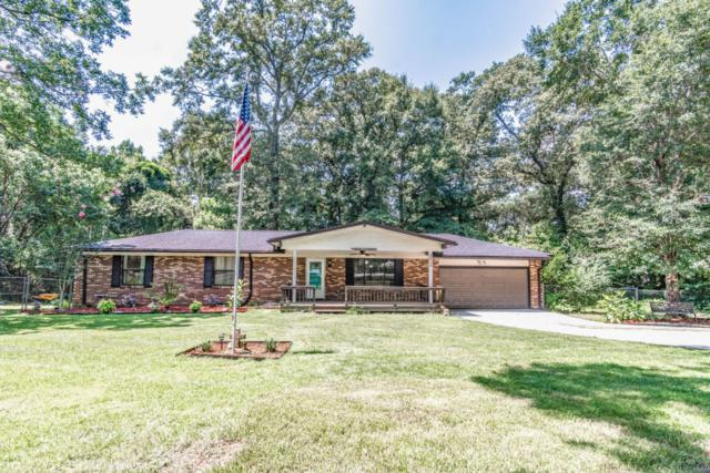 2834 Lake Silver Road, Crestview, FL 32536 (MLS #804291) :: Classic Luxury Real Estate, LLC