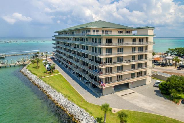5 Calhoun Avenue Unit 705, Destin, FL 32541 (MLS #804355) :: Luxury Properties on 30A
