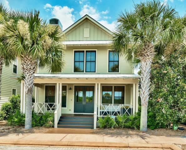 418 Cypress Drive, Santa Rosa Beach, FL 32459 (MLS #804450) :: The Premier Property Group
