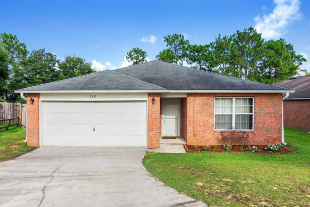 248 Limestone Circle, Crestview, FL 32539 (MLS #804452) :: Classic Luxury Real Estate, LLC