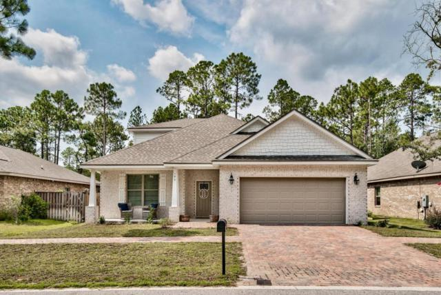 195 Cox Road, Santa Rosa Beach, FL 32459 (MLS #804562) :: 30a Beach Homes For Sale