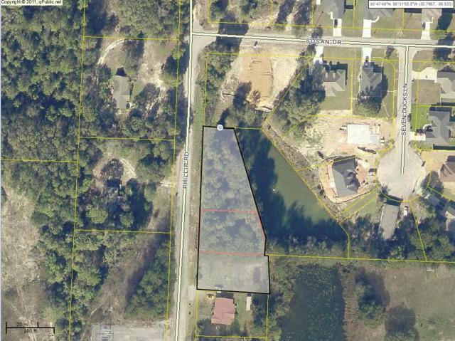 5825 Phillip Road, Crestview, FL 32539 (MLS #804571) :: Classic Luxury Real Estate, LLC