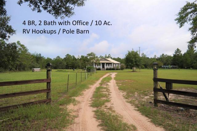 2066 Girl Scout Road, Defuniak Springs, FL 32433 (MLS #804611) :: Classic Luxury Real Estate, LLC