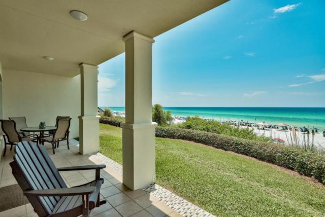 4451 W Co Highway 30-A #C-102, Santa Rosa Beach, FL 32459 (MLS #804619) :: Luxury Properties on 30A