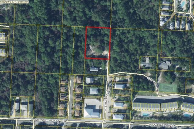 91 N Spooky Lane, Santa Rosa Beach, FL 32459 (MLS #804635) :: Classic Luxury Real Estate, LLC