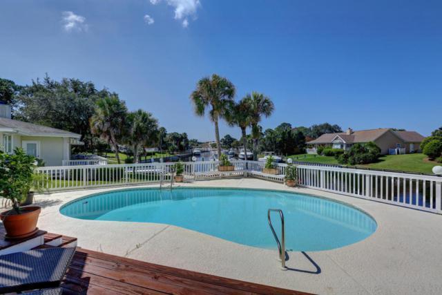 1605 Wahoo Lane, Panama City Beach, FL 32408 (MLS #804643) :: Classic Luxury Real Estate, LLC