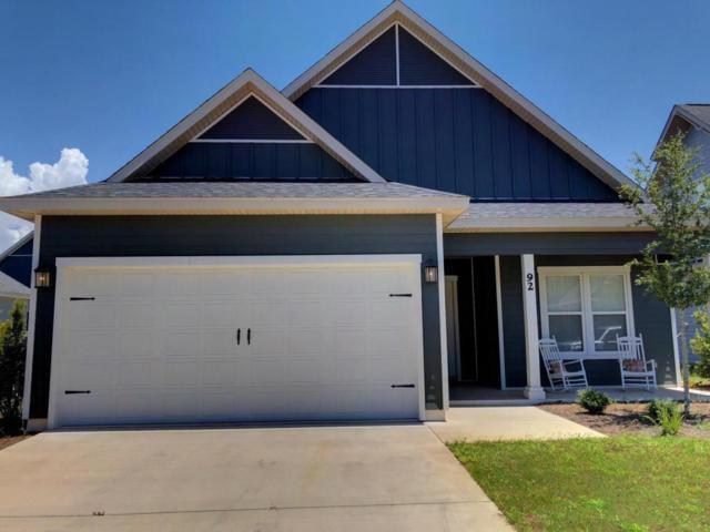 92 Emma Grace Lane Lot 38, Santa Rosa Beach, FL 32459 (MLS #804674) :: Classic Luxury Real Estate, LLC