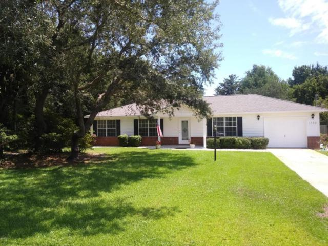 1580 Bal Alex Avenue, Gulf Breeze, FL 32563 (MLS #804706) :: Classic Luxury Real Estate, LLC