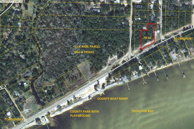 Lot 2/C State Highway 20, Freeport, FL 32439 (MLS #804753) :: Classic Luxury Real Estate, LLC