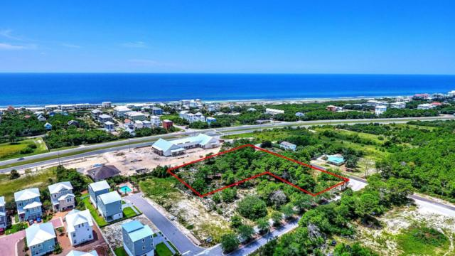 60 N Walton Lakeshore Drive, Inlet Beach, FL 32461 (MLS #804763) :: Davis Properties