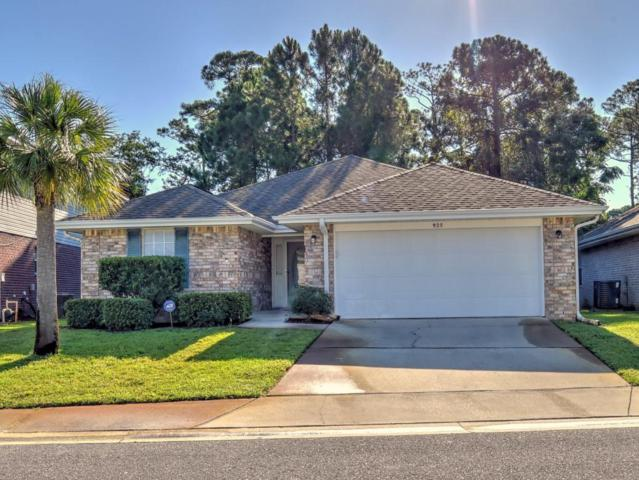 925 Lajolla Lane, Mary Esther, FL 32569 (MLS #804855) :: Classic Luxury Real Estate, LLC