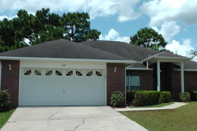 221 N Sea Hero Lane, Crestview, FL 32539 (MLS #804934) :: Classic Luxury Real Estate, LLC