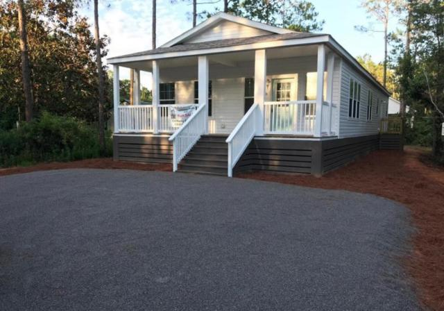 74 Central 8th Street, Santa Rosa Beach, FL 32459 (MLS #804941) :: Classic Luxury Real Estate, LLC