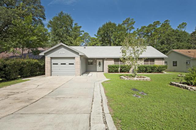 249 Honeysuckle Way, Niceville, FL 32578 (MLS #804993) :: Classic Luxury Real Estate, LLC