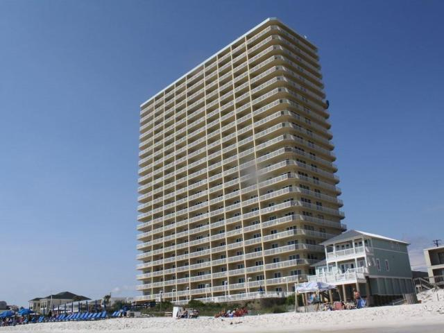5115 Gulf Drive Unit 607, Panama City Beach, FL 32408 (MLS #805050) :: Counts Real Estate Group