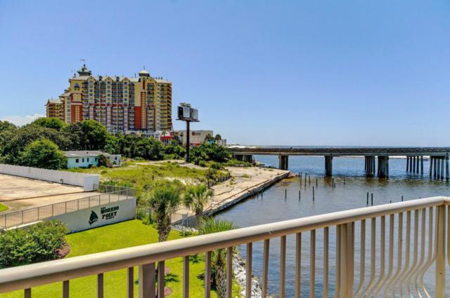 5 Calhoun Avenue #308, Destin, FL 32541 (MLS #805201) :: Keller Williams Emerald Coast