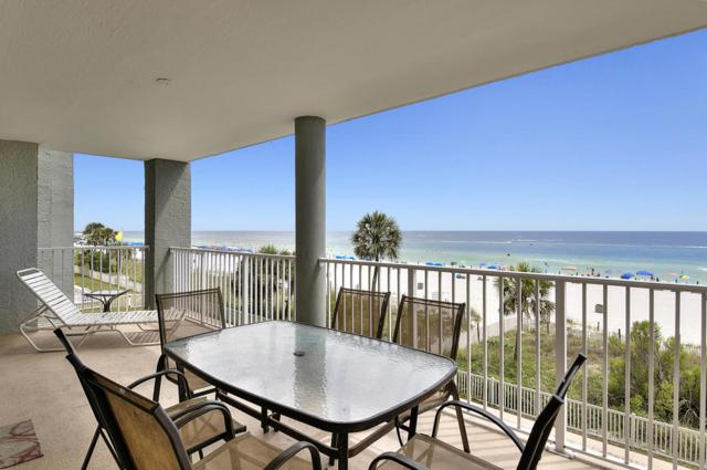 10513 Front Beach Road #204, Panama City Beach, FL 32407 (MLS #805232) :: Counts Real Estate Group
