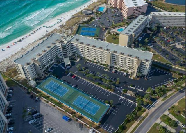 506 Gulf Shore Drive Unit 504, Destin, FL 32541 (MLS #805308) :: Berkshire Hathaway HomeServices Beach Properties of Florida