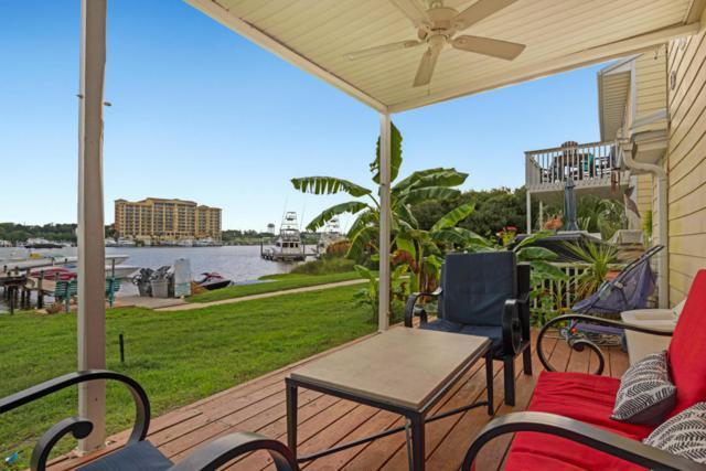 705 Gulf Shore Drive Unit 101, Destin, FL 32541 (MLS #805311) :: Berkshire Hathaway HomeServices Beach Properties of Florida