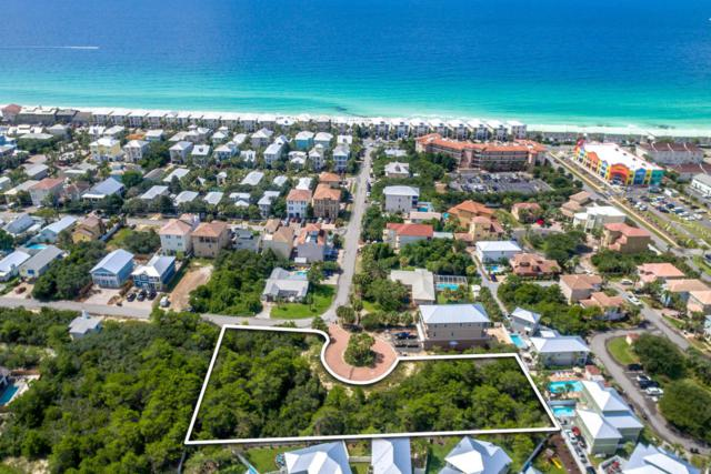 Lots 1-7 Paradise Beach Circle, Miramar Beach, FL 32550 (MLS #805318) :: Berkshire Hathaway HomeServices Beach Properties of Florida