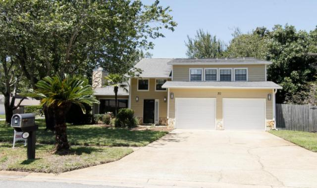 30 Emory Street, Mary Esther, FL 32569 (MLS #805324) :: Berkshire Hathaway HomeServices Beach Properties of Florida
