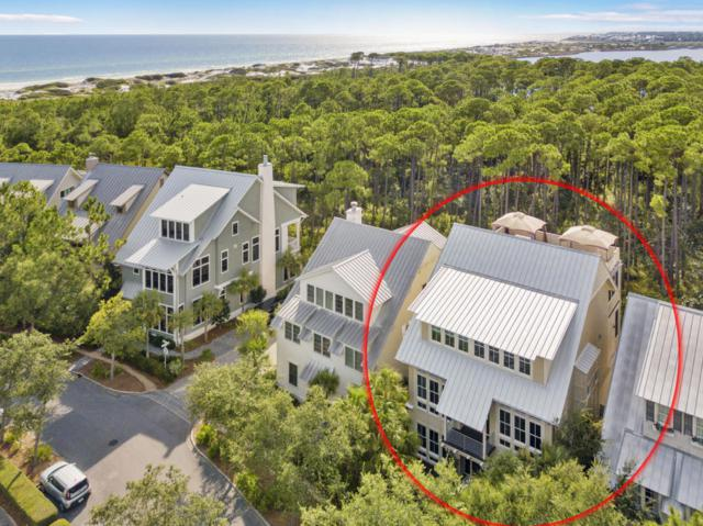 11 Park Row Lane, Santa Rosa Beach, FL 32459 (MLS #805335) :: Coast Properties