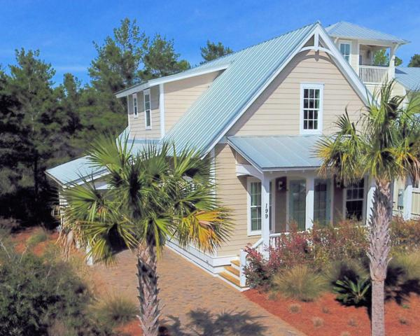 199 Matt's Way, Santa Rosa Beach, FL 32459 (MLS #805339) :: Somers & Company