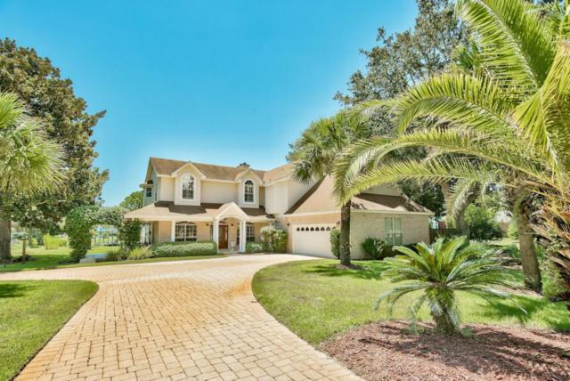 4045 Indian Bayou N, Destin, FL 32541 (MLS #805381) :: Somers & Company