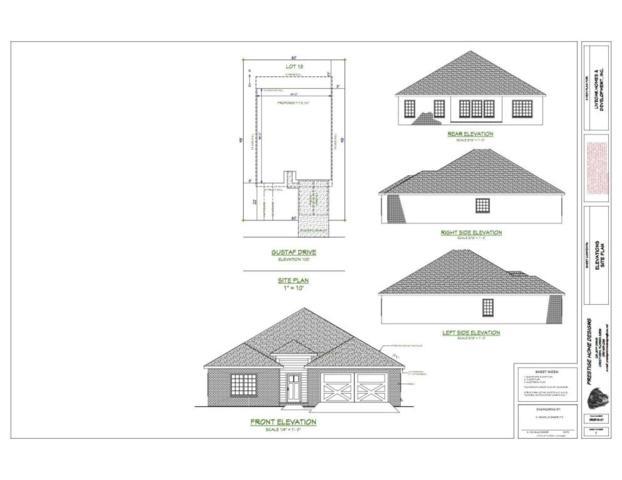 Lot 17 Gustaf Drive, Santa Rosa Beach, FL 32459 (MLS #805425) :: Luxury Properties Real Estate