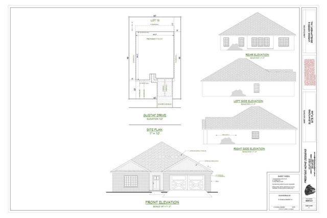 Lot 18 Gustaf Drive, Santa Rosa Beach, FL 32459 (MLS #805426) :: Luxury Properties Real Estate