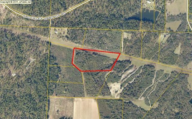 15.8 Acres Shockley Spings Road, Baker, FL 32531 (MLS #805427) :: Luxury Properties Real Estate