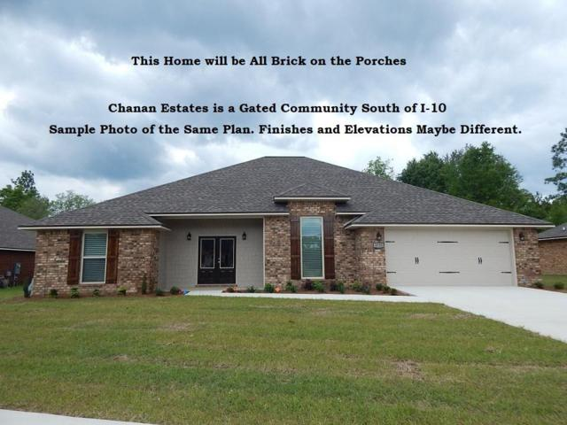 4667 Chanteuse Pkwy, Crestview, FL 32539 (MLS #805434) :: Classic Luxury Real Estate, LLC