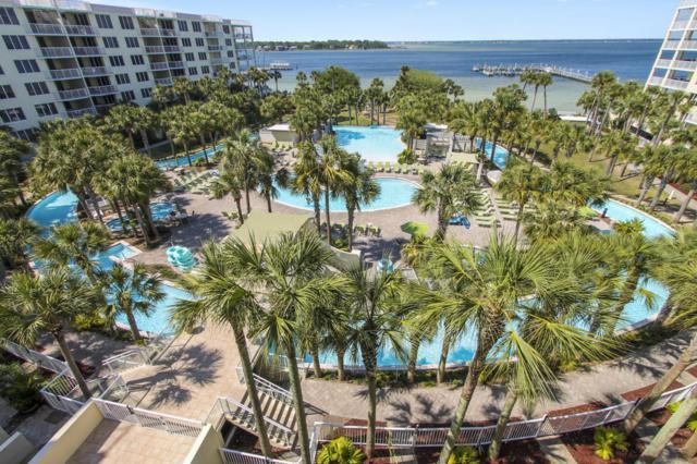 1324 SE Miracle Strip Parkway Parkway #607, Fort Walton Beach, FL 32548 (MLS #805440) :: Coastal Luxury