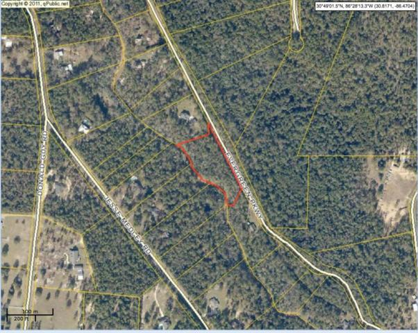Lot 7 Evergreen Parkway, Crestview, FL 32539 (MLS #805536) :: Classic Luxury Real Estate, LLC