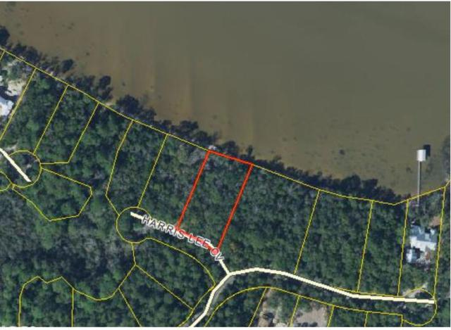 Lot 16 Harris Lee, Santa Rosa Beach, FL 32459 (MLS #805576) :: Counts Real Estate Group