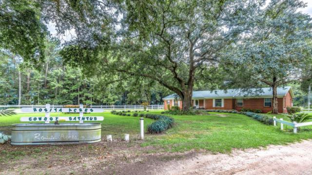 1418 Pleasant Hill Road, Bonifay, FL 32425 (MLS #805625) :: Classic Luxury Real Estate, LLC