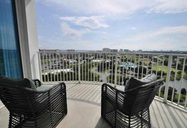 4207 Indian Bayou Trail #2812, Destin, FL 32541 (MLS #805633) :: Classic Luxury Real Estate, LLC