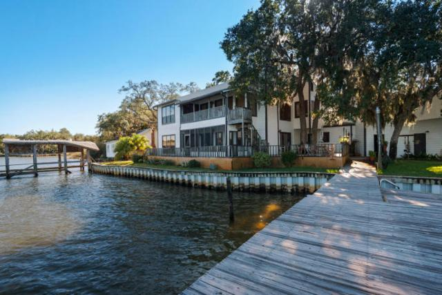 1624 Mack Bayou Road, Santa Rosa Beach, FL 32459 (MLS #805668) :: Luxury Properties Real Estate