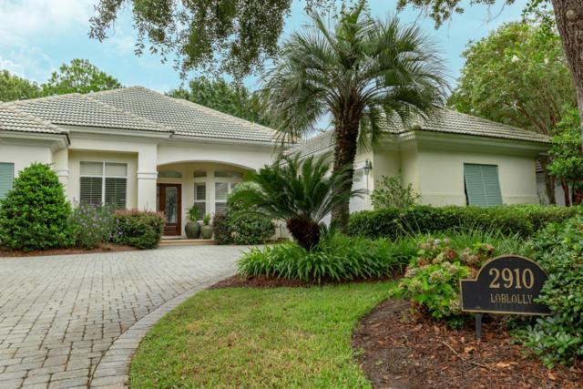 2910 Loblolly Court, Miramar Beach, FL 32550 (MLS #805682) :: Classic Luxury Real Estate, LLC